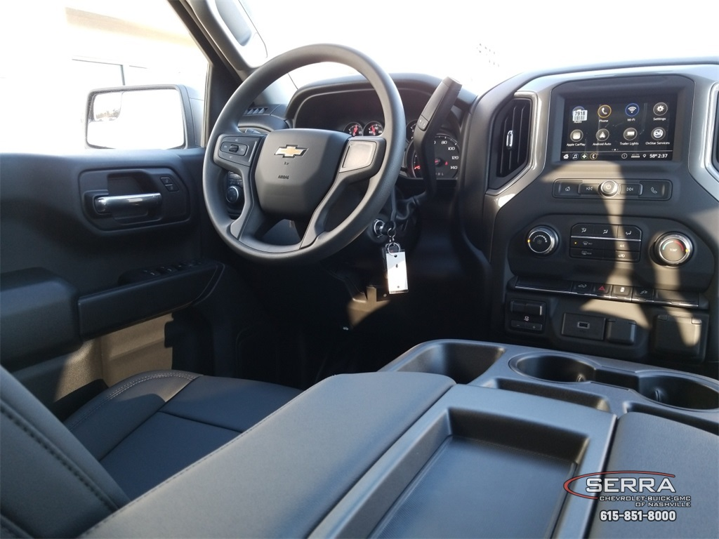 2019 Silverado 1500 Crew Cab 4x4,  Pickup #C92736 - photo 40
