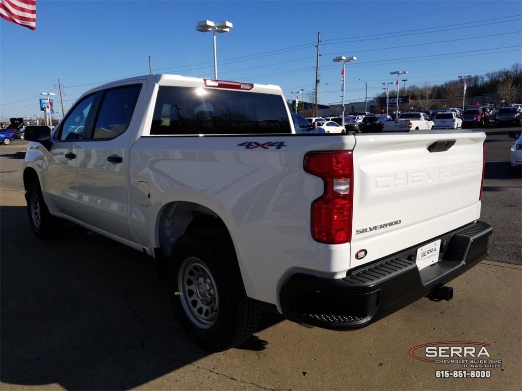 2019 Silverado 1500 Crew Cab 4x4,  Pickup #C92736 - photo 6