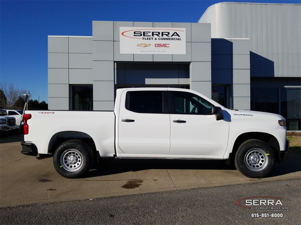 2019 Silverado 1500 Crew Cab 4x4,  Pickup #C92736 - photo 8