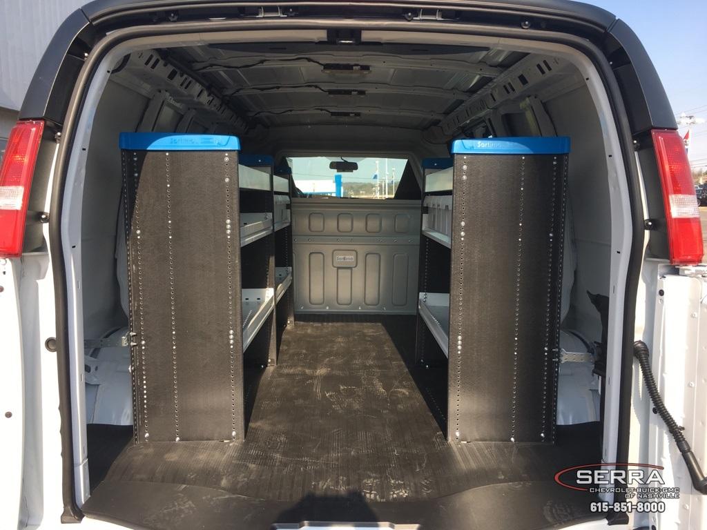 2019 Express 2500 4x2,  Sortimo Upfitted Cargo Van #C95146 - photo 1