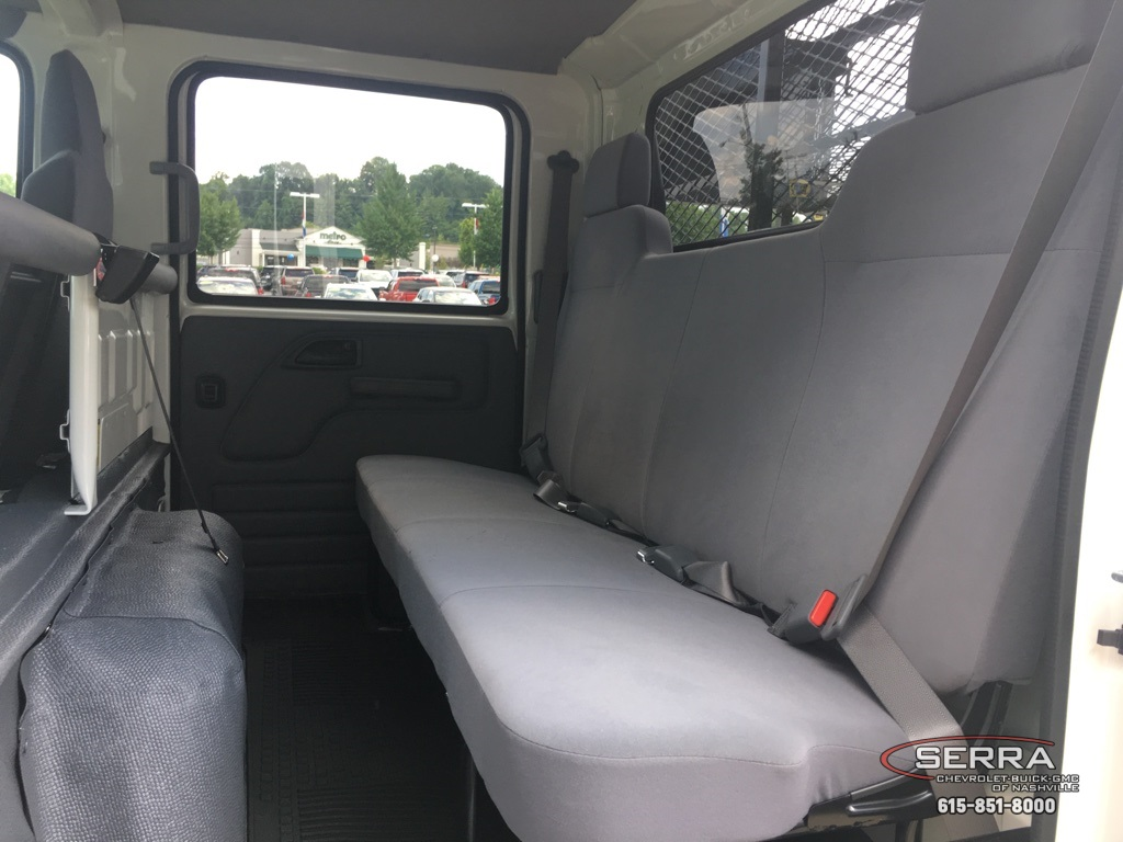 2019 LCF 4500 Crew Cab 4x2,  Wil-Ro Standard Dovetail Landscape #C95571 - photo 22