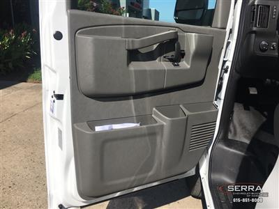 2019 Express 2500 4x2,  Adrian Steel Commercial Shelving Upfitted Cargo Van #C96125 - photo 14