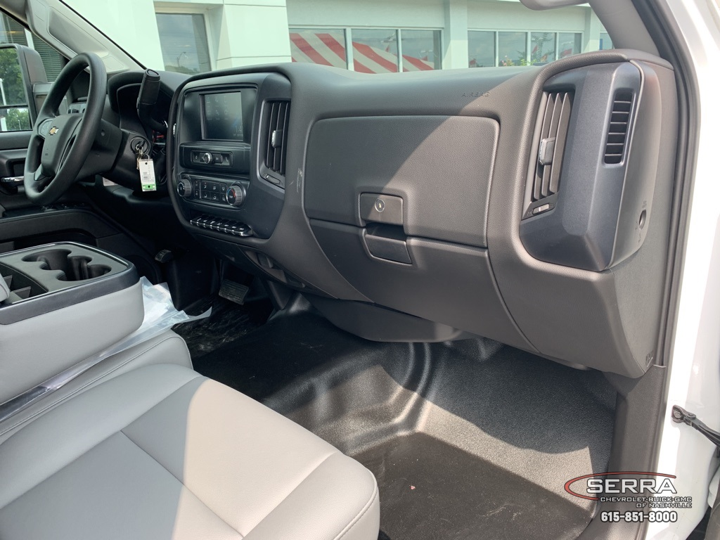 2019 Chevrolet Silverado 5500 Regular Cab DRW 4x2, CM Truck Beds SK Model Platform Body #C96333 - photo 24