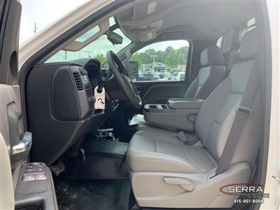 2019 Chevrolet Silverado 5500 Regular Cab DRW 4x2, CM Truck Beds SK Model Platform Body #C96333 - photo 3