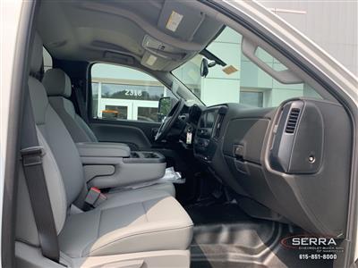 2019 Chevrolet Silverado 5500 Regular Cab DRW 4x2, CM Truck Beds SK Model Platform Body #C96333 - photo 26
