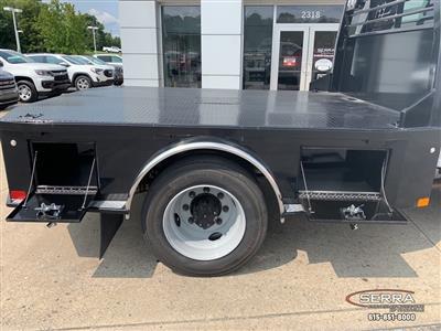2019 Chevrolet Silverado 5500 Regular Cab DRW 4x2, CM Truck Beds SK Model Platform Body #C96333 - photo 31