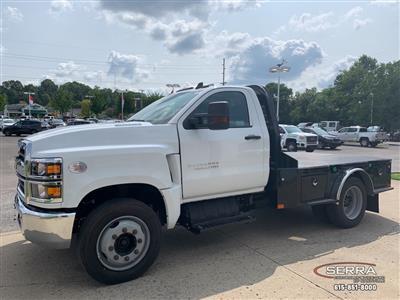 2019 Chevrolet Silverado 5500 Regular Cab DRW 4x2, CM Truck Beds SK Model Platform Body #C96333 - photo 7