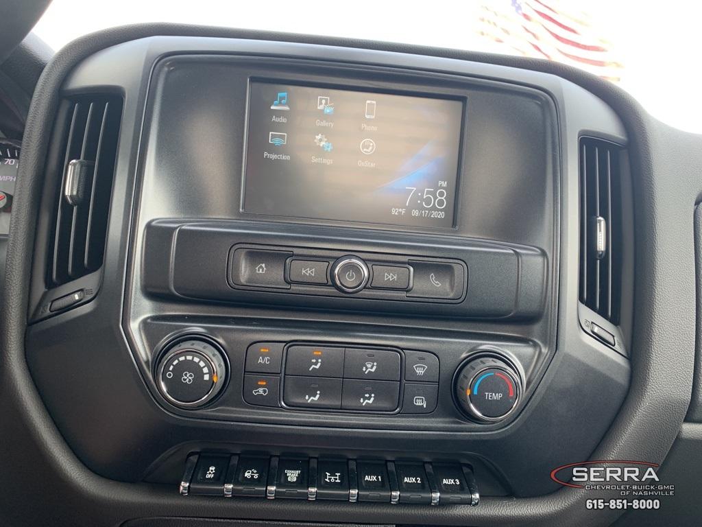2019 Chevrolet Silverado 5500 Regular Cab DRW 4x4, Freedom LoadPro Dump Body #C96462 - photo 3