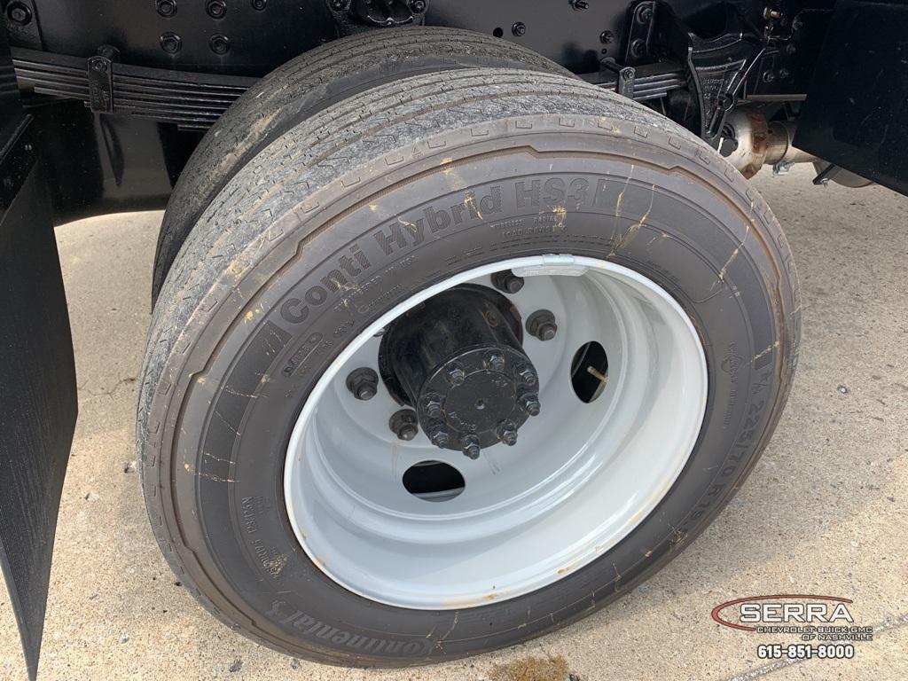 2019 Chevrolet Silverado 5500 Regular Cab DRW 4x4, Freedom LoadPro Dump Body #C96462 - photo 14