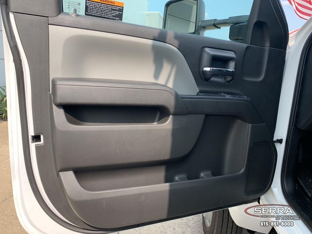 2019 Chevrolet Silverado 5500 Regular Cab DRW 4x4, Freedom LoadPro Dump Body #C96462 - photo 25