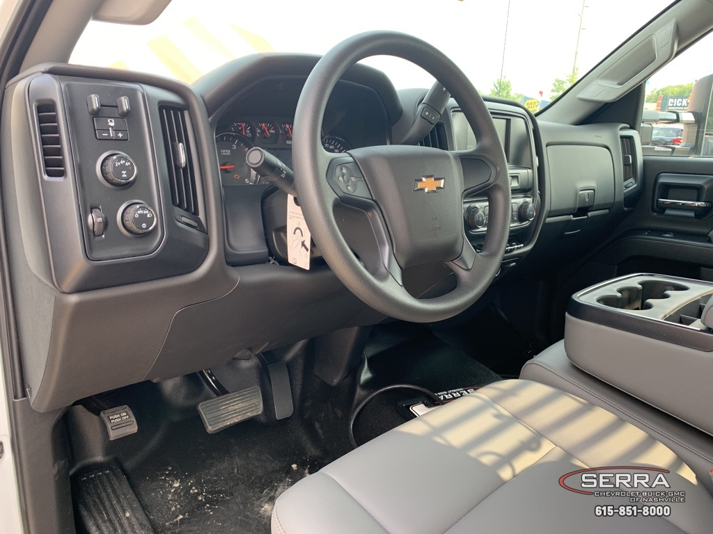 New 2019 Chevrolet Silverado 4500 Cab Chassis For Sale In
