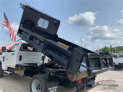 2019 Chevrolet Silverado 5500 Regular Cab DRW 4x4, Freedom LoadPro Dump Body #C96462 - photo 23