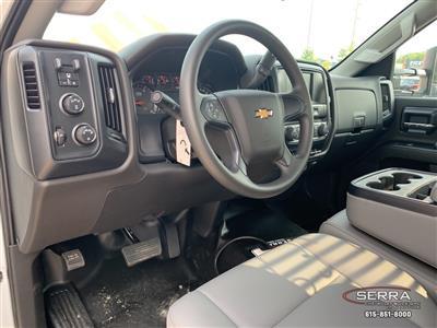 2019 Chevrolet Silverado 5500 Regular Cab DRW 4x4, Freedom LoadPro Dump Body #C96462 - photo 26