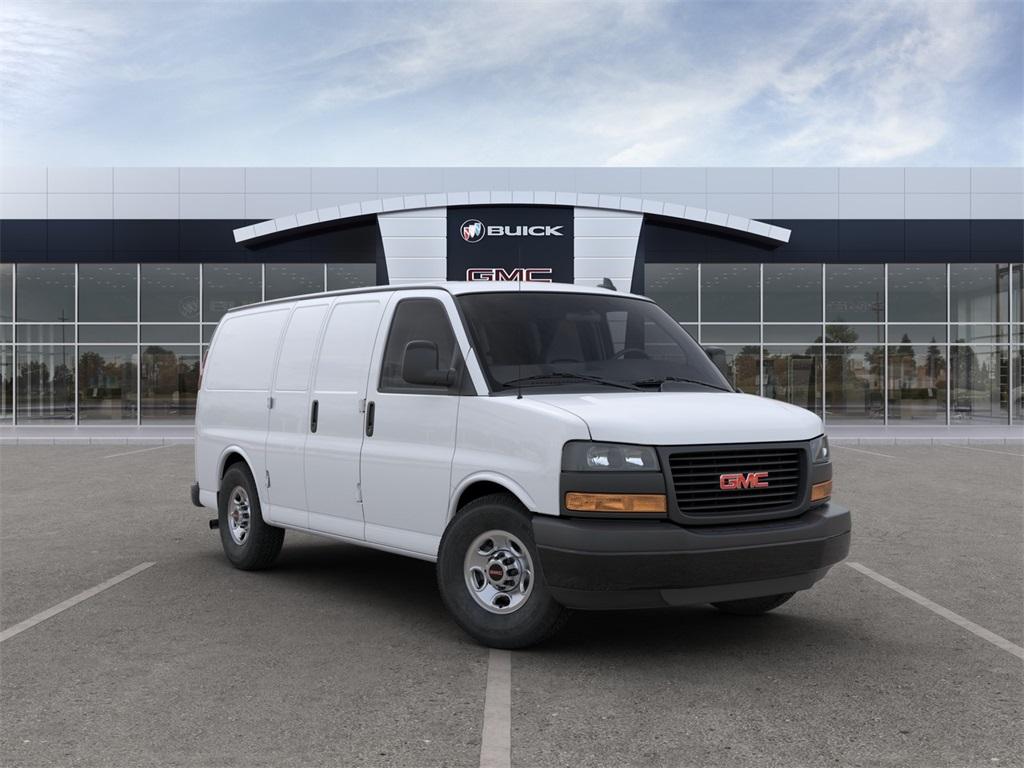 2020 GMC Savana 2500 4x2, Empty Cargo Van #C203385 - photo 1