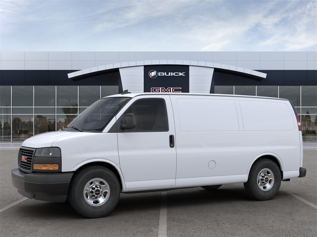 2020 GMC Savana 2500 4x2, Empty Cargo Van #C203387 - photo 3