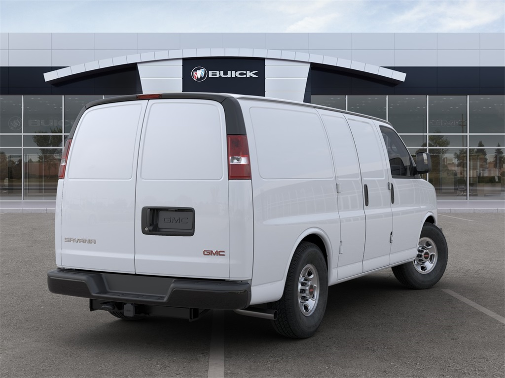 2020 GMC Savana 2500 4x2, Empty Cargo Van #C203387 - photo 2