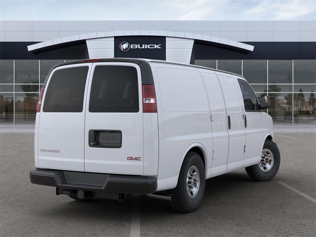 2020 GMC Savana 2500 4x2, Empty Cargo Van #C203403 - photo 2