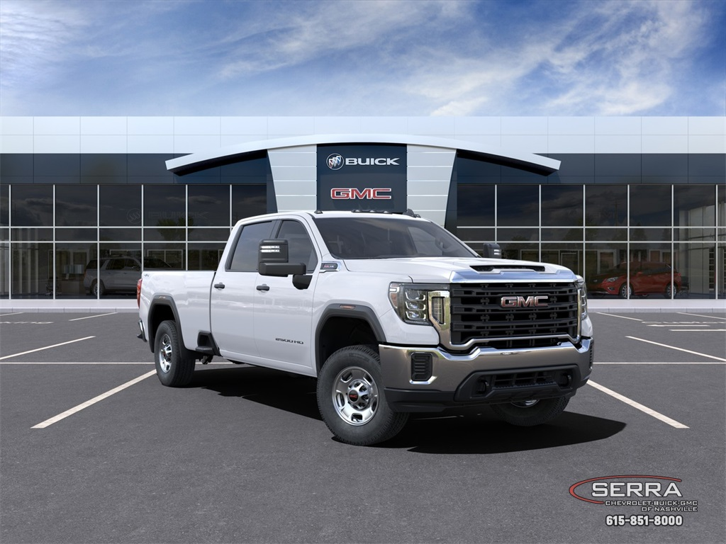 2021 GMC Sierra 2500 Crew Cab 4x4, Pickup #C12522 - photo 1