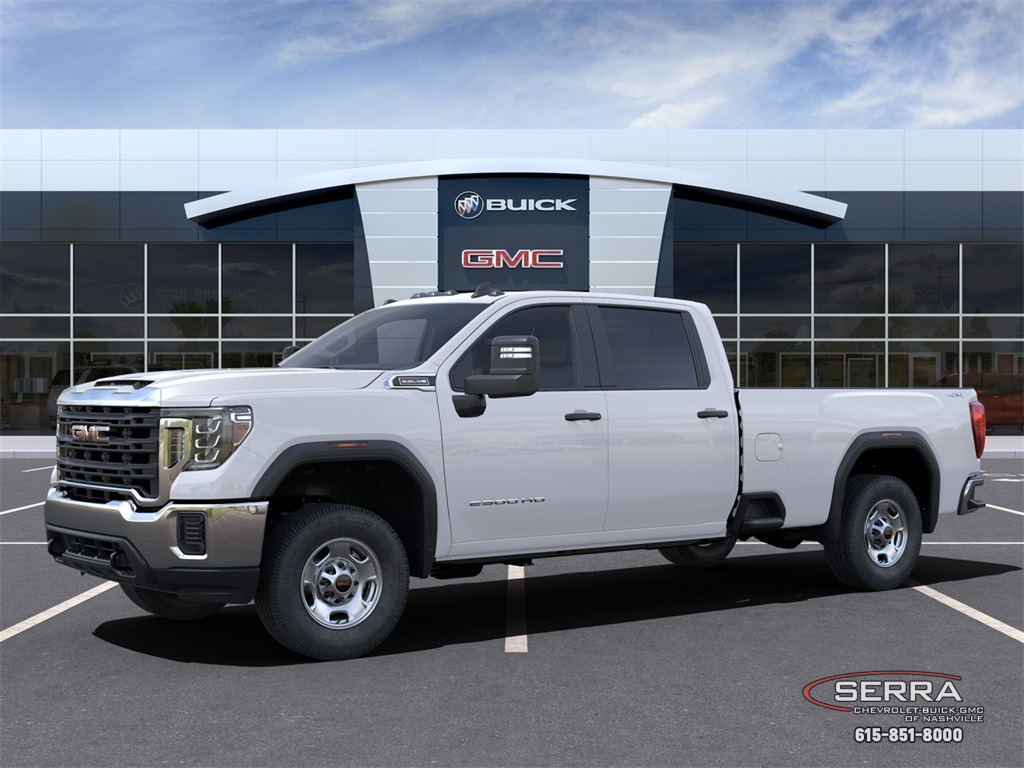 2021 GMC Sierra 2500 Crew Cab 4x4, Pickup #C12522 - photo 3