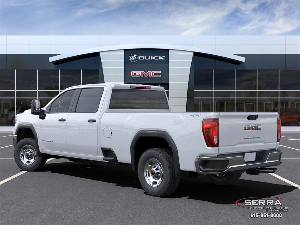 2021 GMC Sierra 2500 Crew Cab 4x4, Pickup #C12522 - photo 4