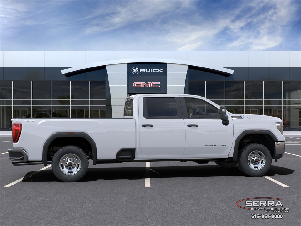 2021 GMC Sierra 2500 Crew Cab 4x4, Pickup #C12522 - photo 5