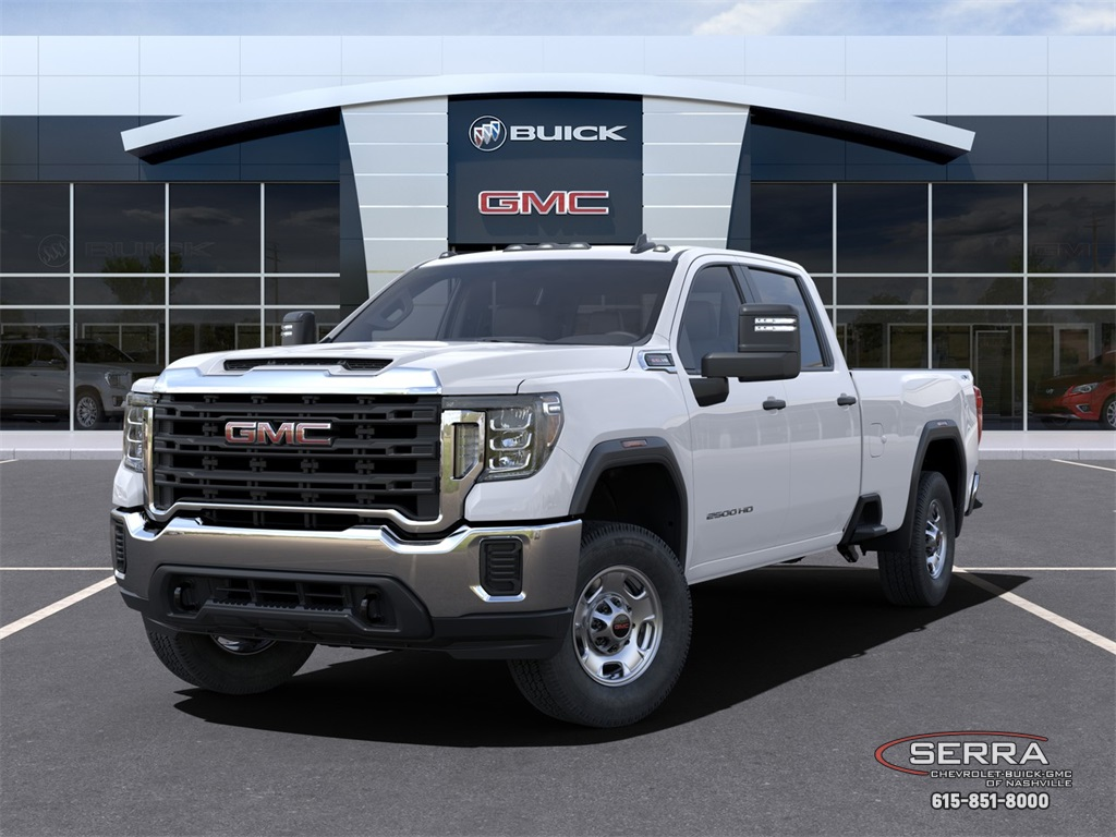2021 GMC Sierra 2500 Crew Cab 4x4, Pickup #C12522 - photo 6