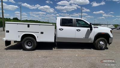 2021 GMC Sierra 3500 Crew Cab 4x4, Knapheide Cab Chassis #C12729 - photo 8