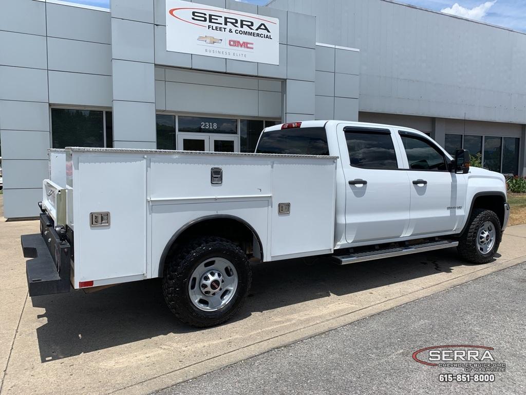 2019 GMC Sierra 2500 Crew Cab 4x4, CM Truck Beds Service Body #C202491A - photo 1