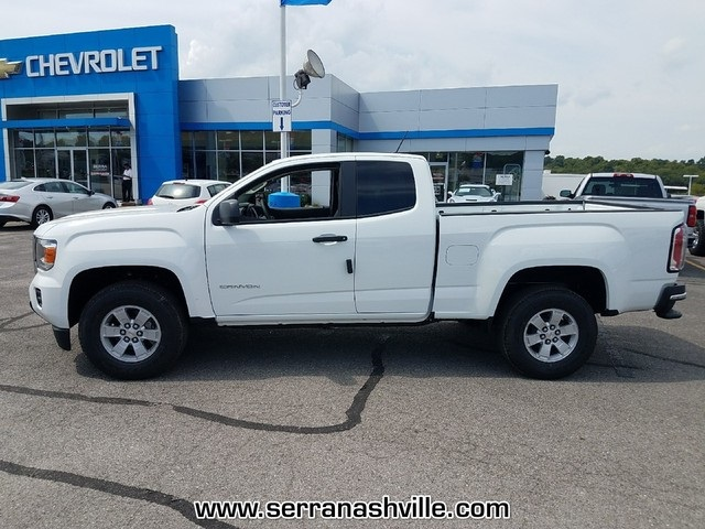 2018 Canyon Extended Cab, Pickup #C80159 - photo 4