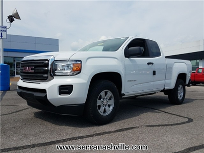 2018 Canyon Extended Cab, Pickup #C80159 - photo 2