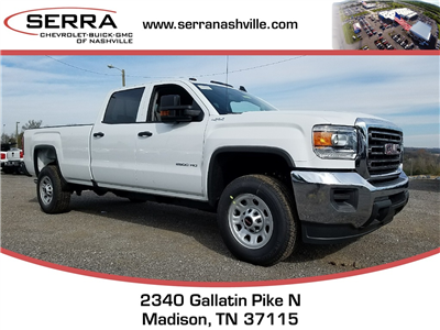 2018 Sierra 2500 Crew Cab 4x4, Pickup #C80425 - photo 1