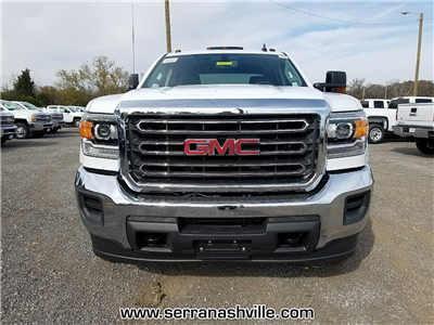 2018 Sierra 2500 Crew Cab 4x4, Pickup #C80425 - photo 3
