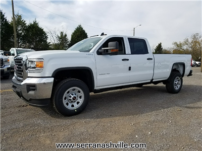 2018 Sierra 2500 Crew Cab 4x4, Pickup #C80425 - photo 4
