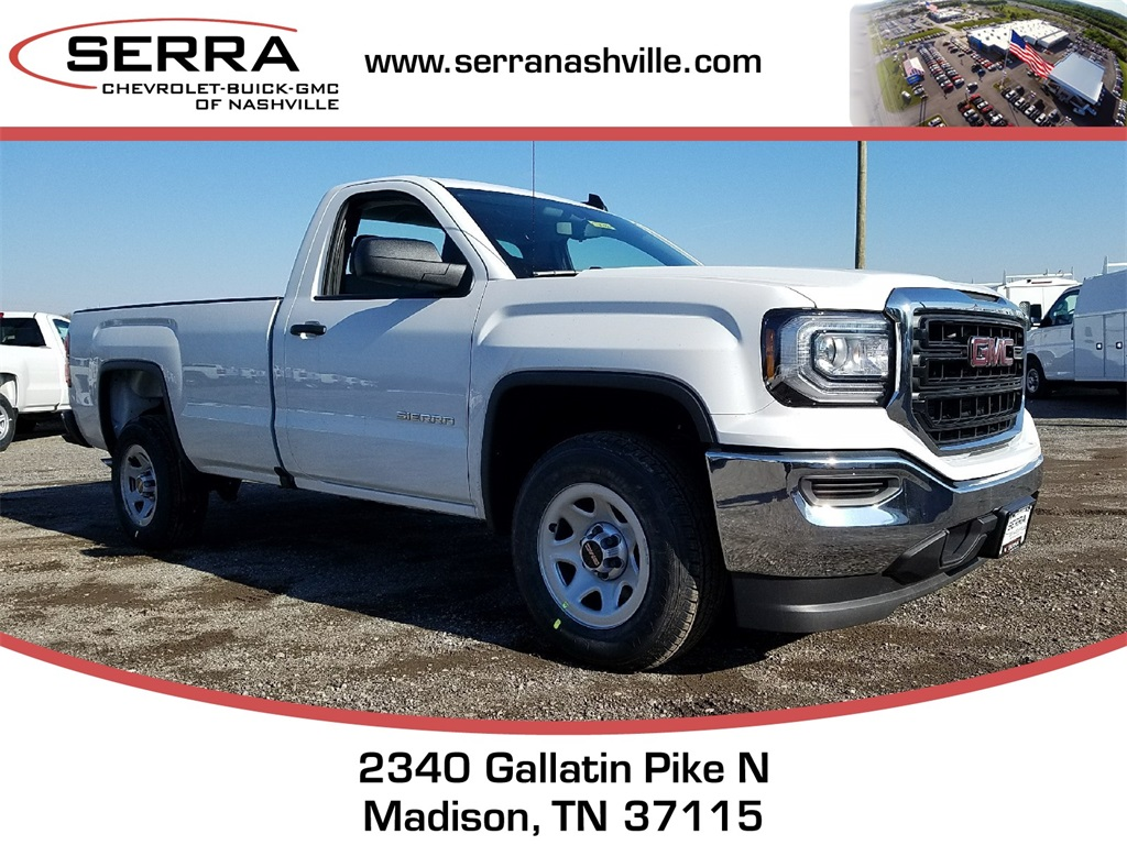 2018 Sierra 1500 Regular Cab, Pickup #C80724 - photo 1