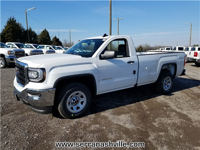 2018 Sierra 1500 Regular Cab, Pickup #C80724 - photo 4