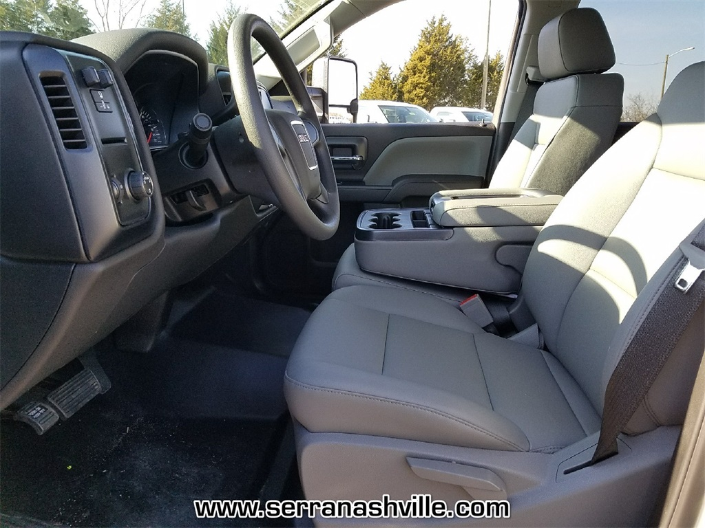 2018 Sierra 2500 Extended Cab 4x4, Service Body #C80745 - photo 5