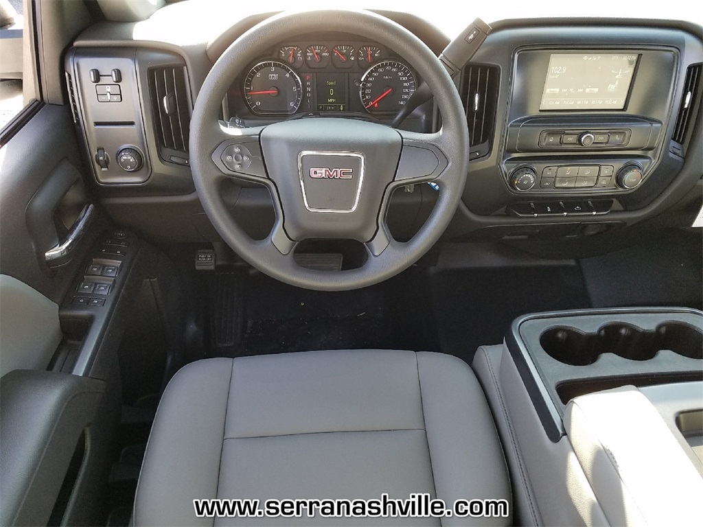 2018 Sierra 2500 Extended Cab 4x4, Service Body #C80745 - photo 7