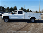2018 Sierra 2500 Extended Cab 4x4, Service Body #C80745 - photo 1