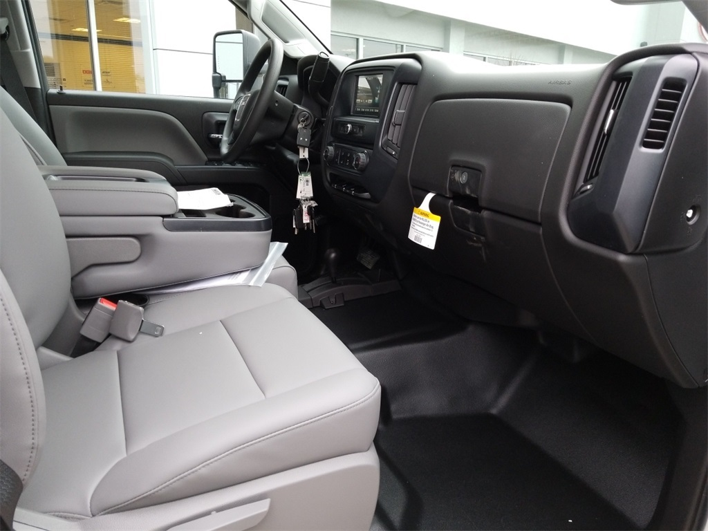 2018 Sierra 2500 Extended Cab 4x4, Reading Service Body #C80889 - photo 27