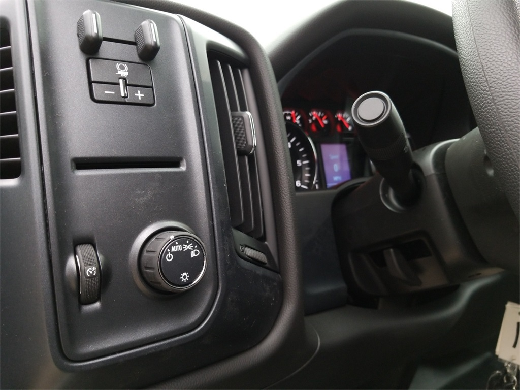 2018 Sierra 2500 Extended Cab 4x4, Reading Service Body #C80889 - photo 41
