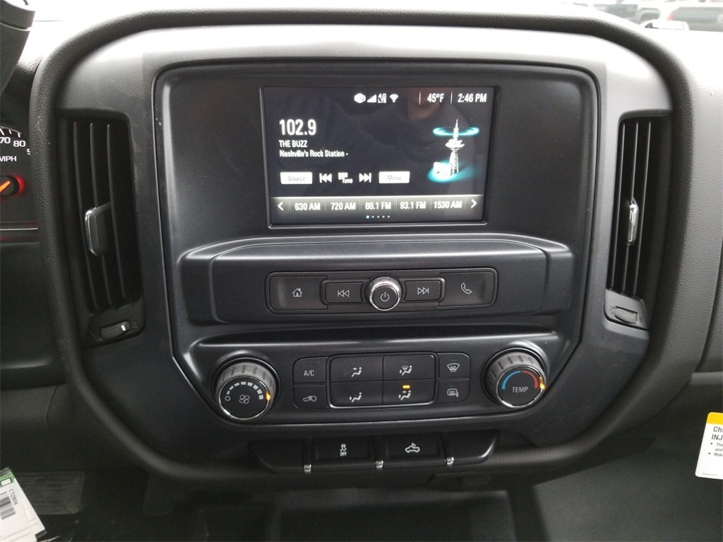 2018 Sierra 2500 Extended Cab 4x4, Reading Service Body #C80889 - photo 44
