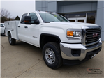 2018 Sierra 2500 Extended Cab 4x4, Reading Service Body #C80889 - photo 1