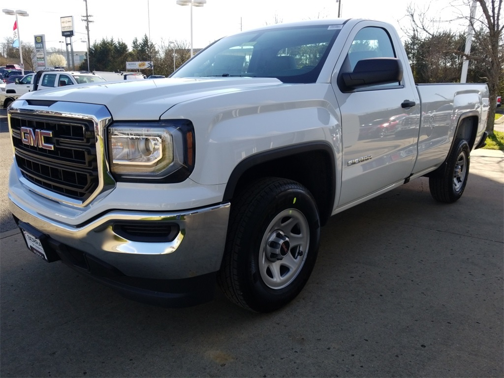 2018 Sierra 1500 Regular Cab,  Pickup #C81015 - photo 4