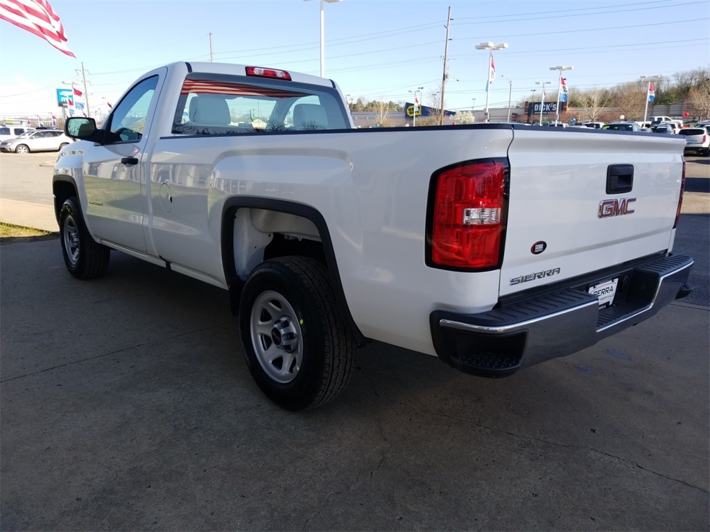 2018 Sierra 1500 Regular Cab,  Pickup #C81015 - photo 6