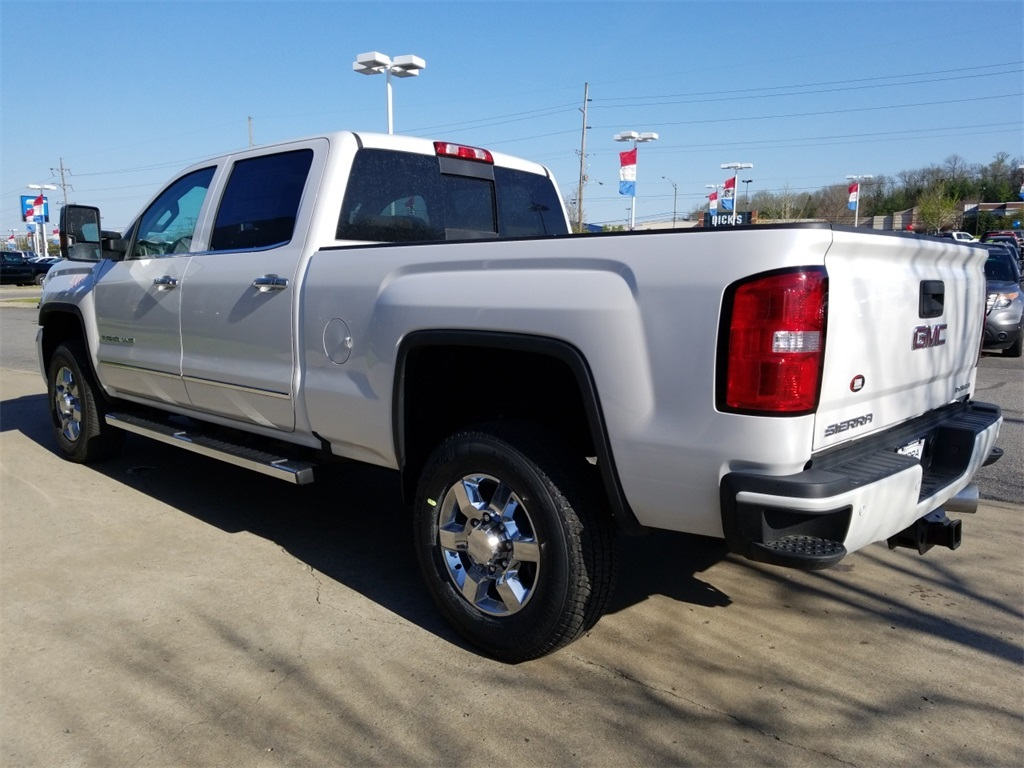2018 Sierra 3500 Crew Cab 4x4,  Pickup #C81491 - photo 6