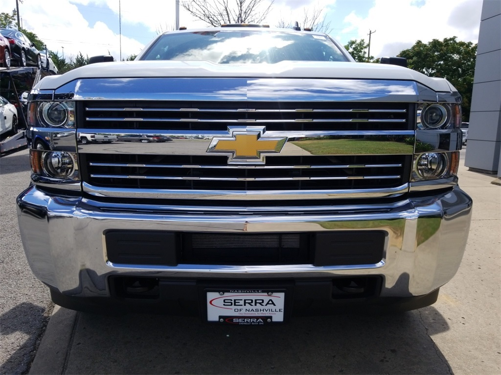 2018 Sierra 2500 Extended Cab 4x4,  Warner Service Body #C81686 - photo 3