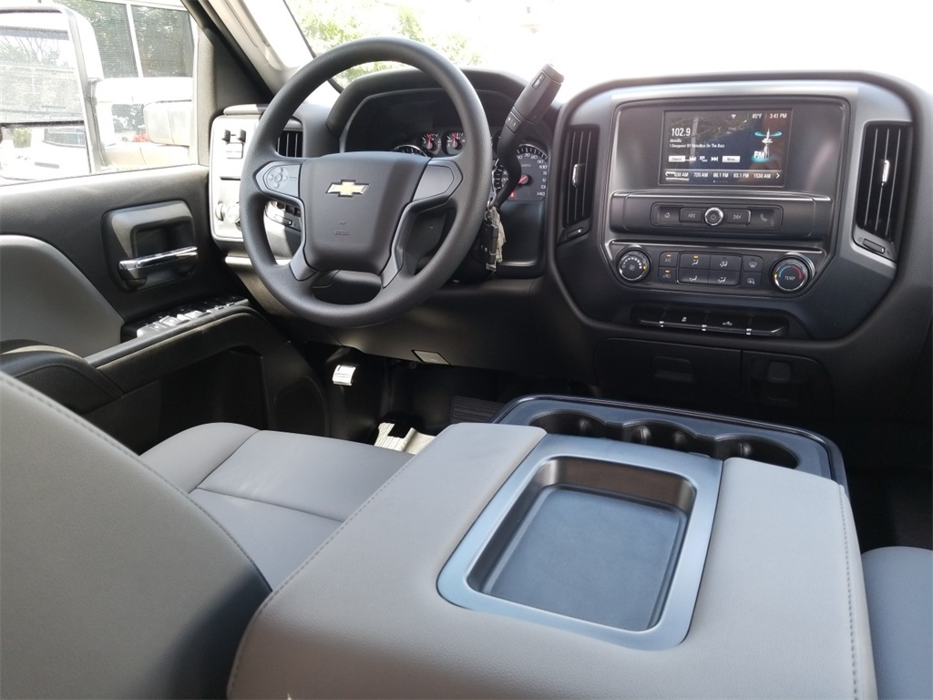 2018 Sierra 2500 Extended Cab 4x4,  Warner Service Body #C81686 - photo 37