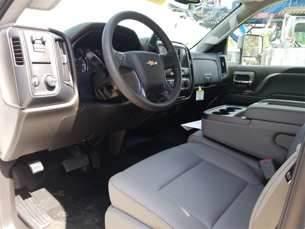 2018 Sierra 2500 Extended Cab 4x4,  Warner Service Body #C81686 - photo 41