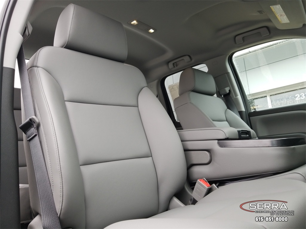 2018 Sierra 2500 Extended Cab 4x4,  Warner Service Body #C81686 - photo 26