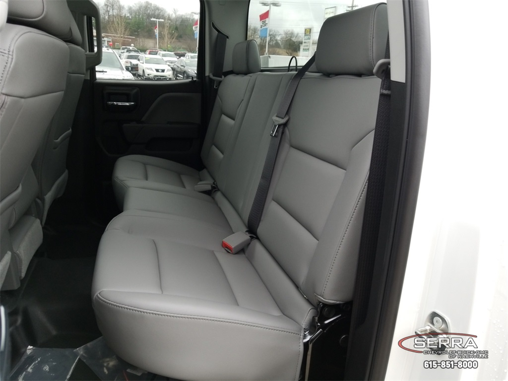 2018 Sierra 2500 Extended Cab 4x4,  Warner Service Body #C81686 - photo 30